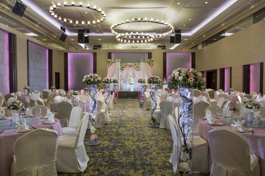 Fairmont hotel singapore wedding