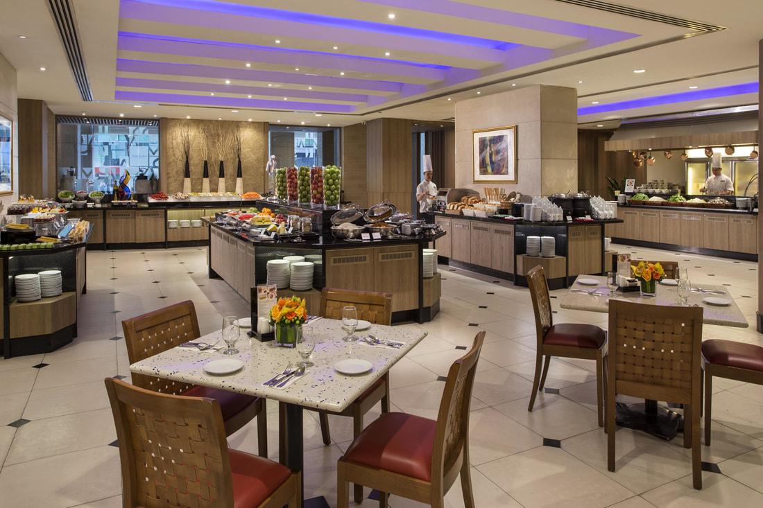 Café Mosaic | Hotel Buffet Singapore | Dining